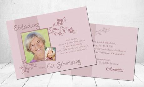 """Einladungskarten Geburtstag """"Bestseller"""""""