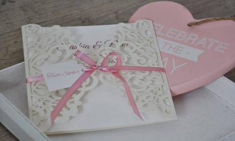 """Einladungskarten Hochzeit Vintage """"Maritim"""""""