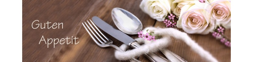 Menükarte Hochzeit mit Gestaltungsservice