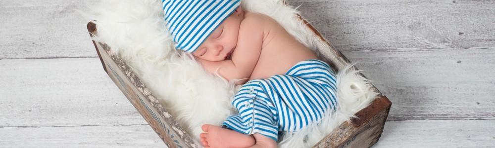 Geburtskarten Baby mit Gestaltungsservice